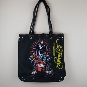 Ed Hardy by Christian Audigier Tote